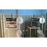 Semi Automatic Sanitary Napkin Making Machine