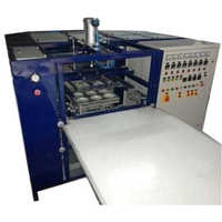 Single Phase Thermocol Plate Making Machine
