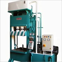Hydraulic Deep Draw Press for SS Kitchen Sink