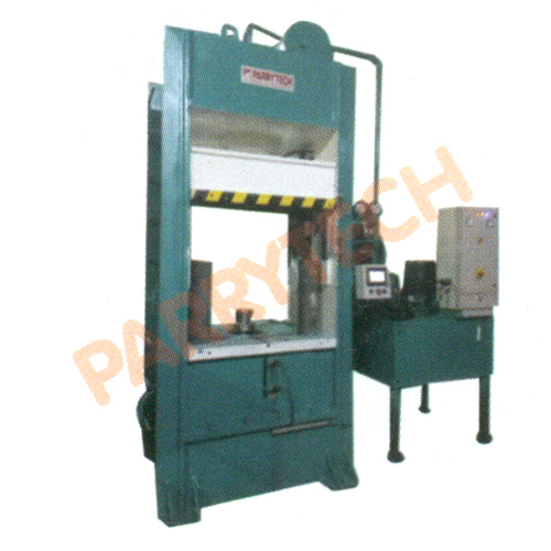 Hydraulic Deep Draw Press (Double Action)