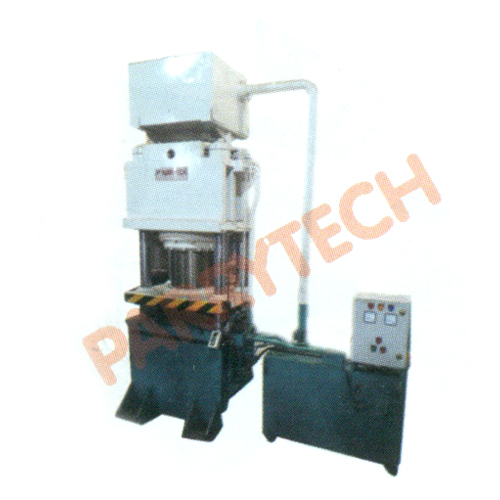 4 Pillar Hydraulic Cutlery Press