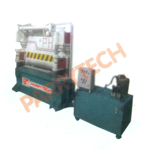 4 Pillar Type Hydraulic Sheet Bending Press