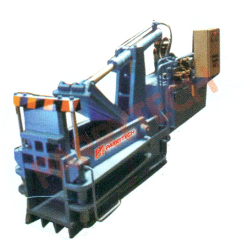 Hydraulic Scrap Baling Press (Triple Action)