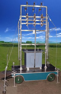 Trailer Mounted, Mobile, 11kV Distribution Substation