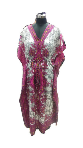 Ladies Polyester Kaftan