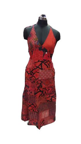 Mix-Assorted Ladies Patch Dress