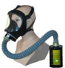 Amonia Gas Mask
