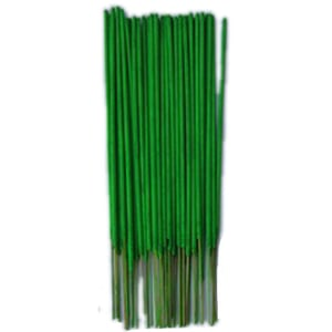 Green Color Scented Incense Stick