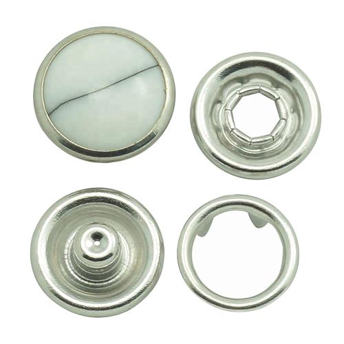 Customized Metal Prong Snap Button