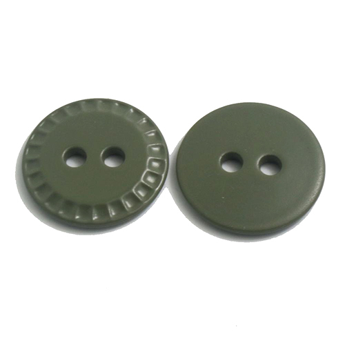 2 Hole Metal Button