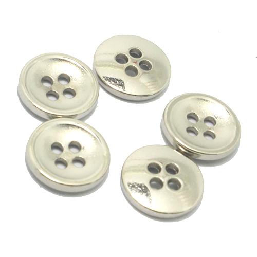 4 Hole Shirt Metal Button