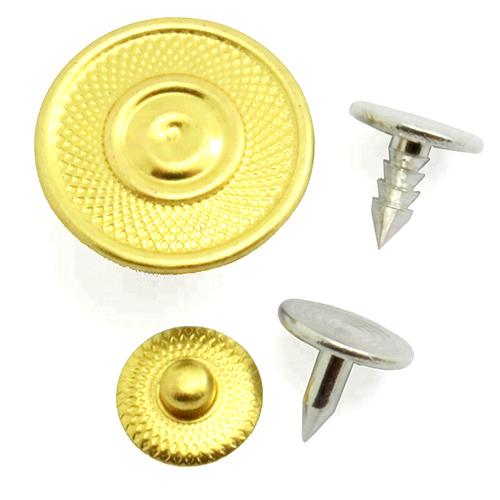 Customized Metal Jean Button