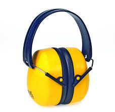 Ear Muff In Wire Band