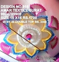 Drapes for ceiling decoration