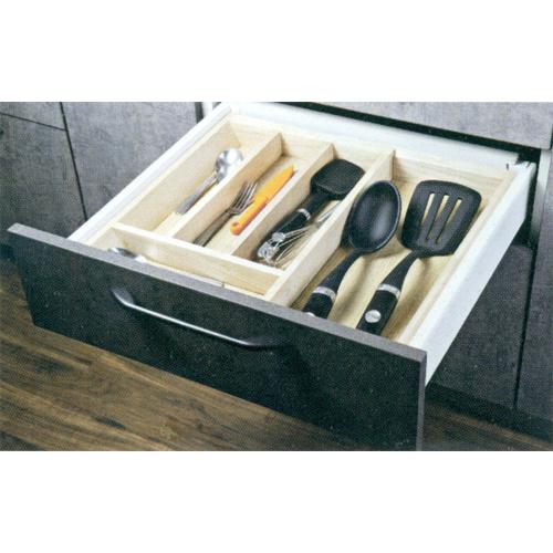 Wooden Adjustable Cutlery Tendom