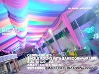 Ceiling canopy tent