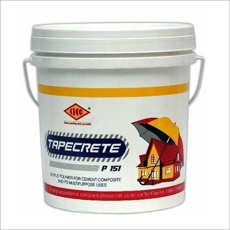 Cico Tapecrete Waterproofing Solutions