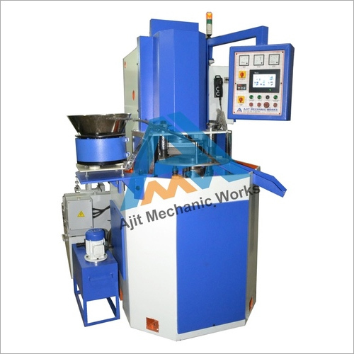 Vertical-Double-Disc Grinding Machine