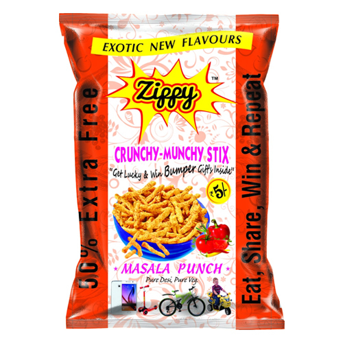 Crunchy Munchy Stix