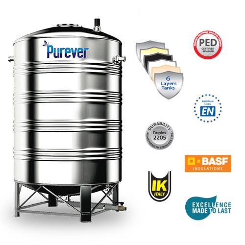 Water Storage Tank Maintenace Service