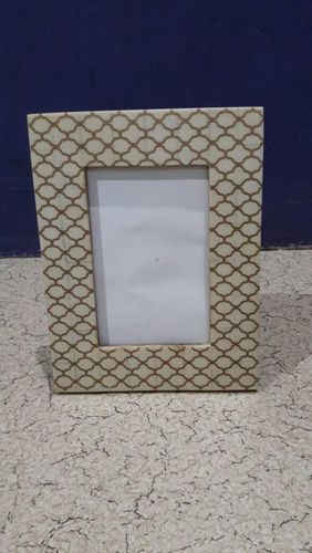 Printed photo frame