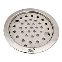 Stainless Steel Round Locking Floor Drain Cover