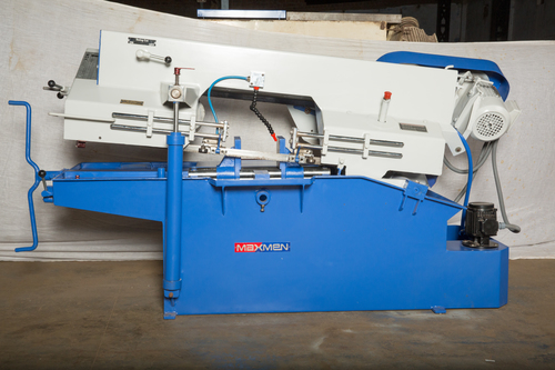 Pivot Type Metal cutting bandsaw