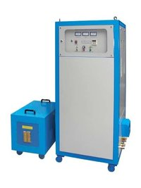 Hot Sale Fast Heating Bolt Forging Induction Heating Forging Machine