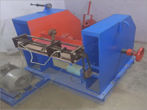 Coil Rewinder Machine