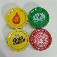 EDIBLE OIL TIN CAPS