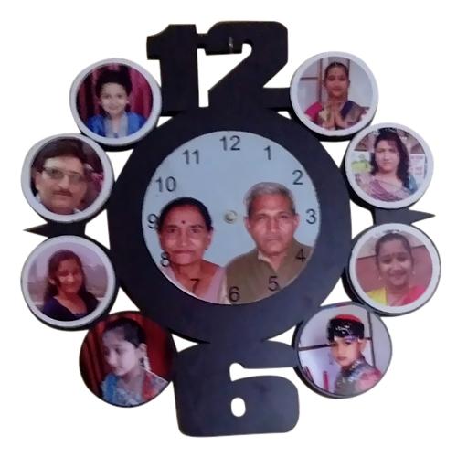 Customized Printed Wall Clock