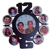 Customized Printed Wall Clock
