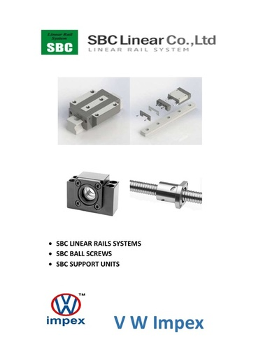SBC Linear Rail System