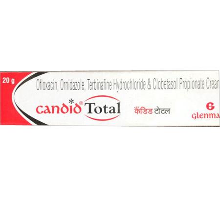 Candid Total Cream