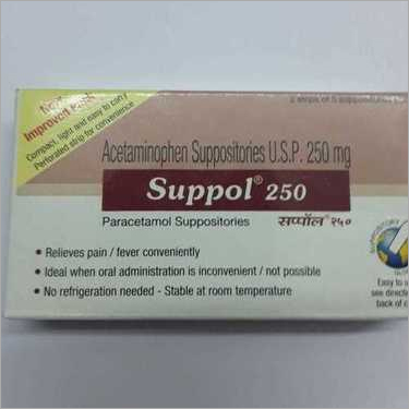 Acetaminophen Suppositories