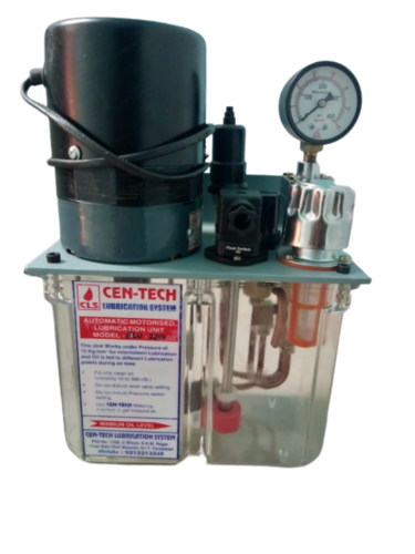 Single Phase Lubrication Unit