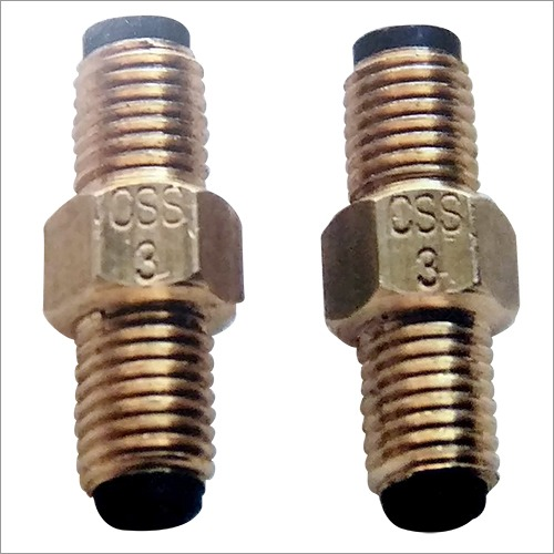 Throttle Brass Valves