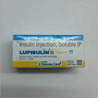 Insulin Injection Solubele