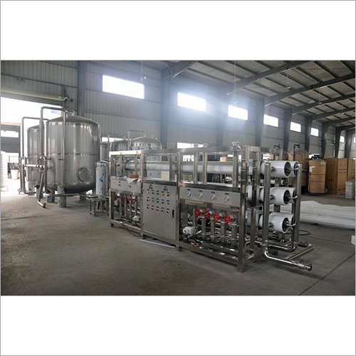 20000 Lph Water Treatment Plants
