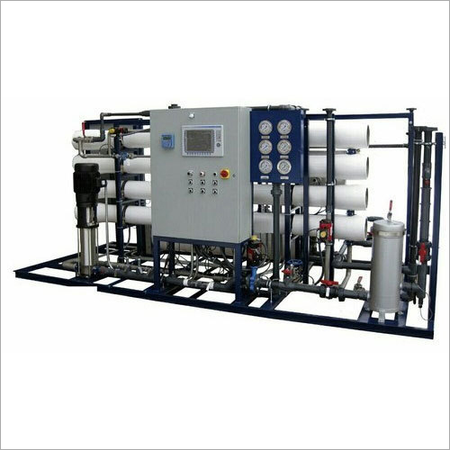 12000 LPH RO Water Plant