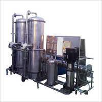 3000 LPH RO Plant