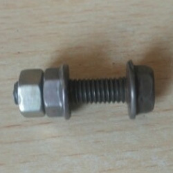 Mild Steel Hex Bolt Nut