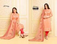 Straight Cut Ladies Salwar Kameez