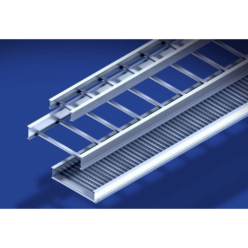 Industrial Painted Ladder Cable Tray