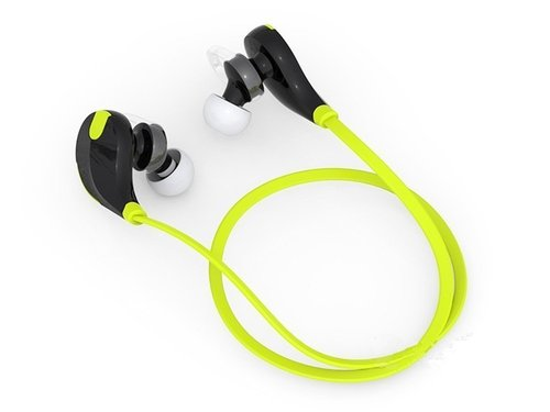 Jogger Wireless Bluetooth Stereo Headphones With Mic