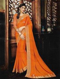 printed and designer sarees