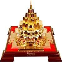 3D Swarna Meru Chakra Shree Yantra \ Vastu item \ Religious Pooja item