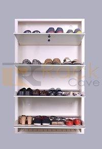 4 Shelves Shoe Rack