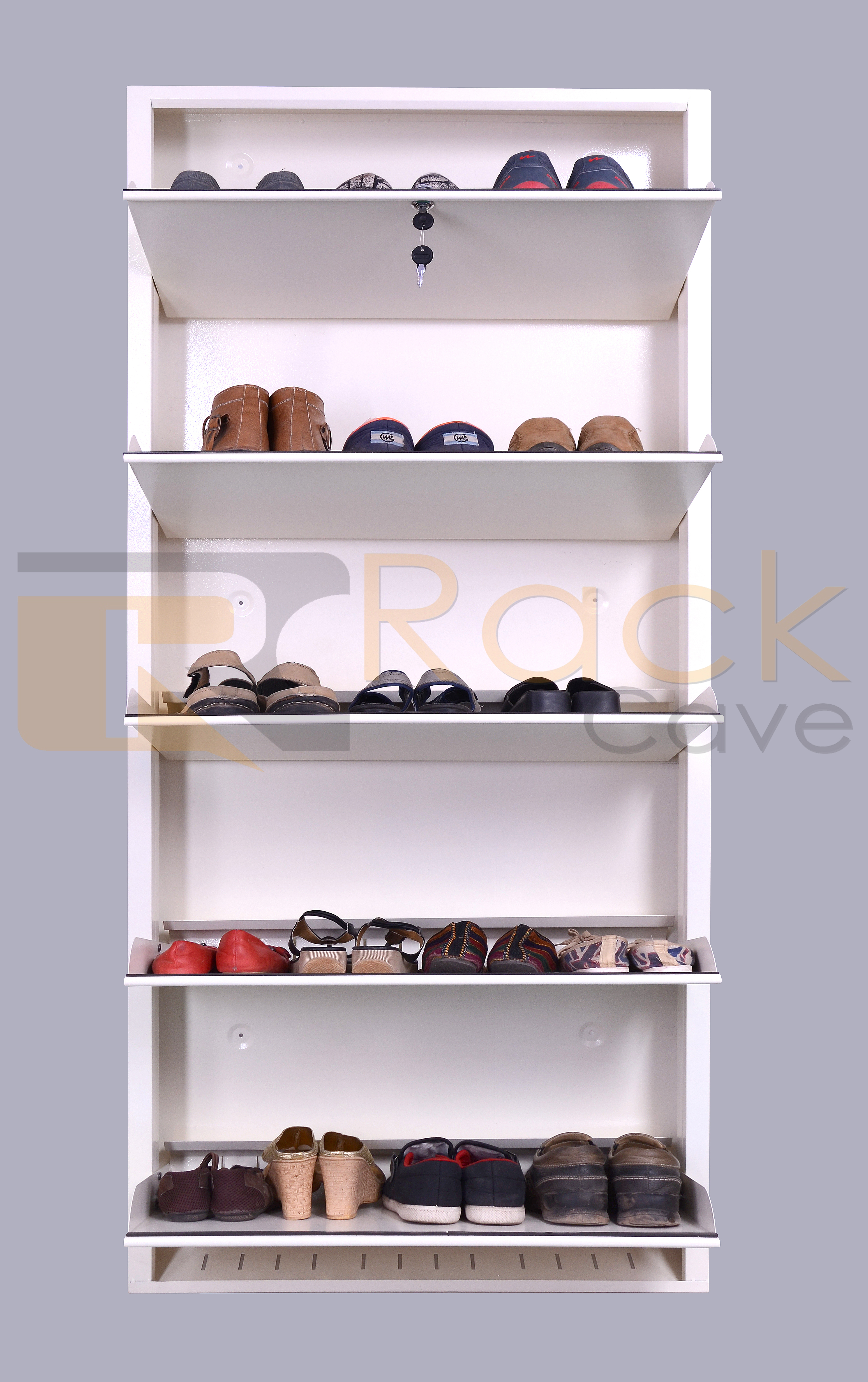 5 Shelves Shoe Rack