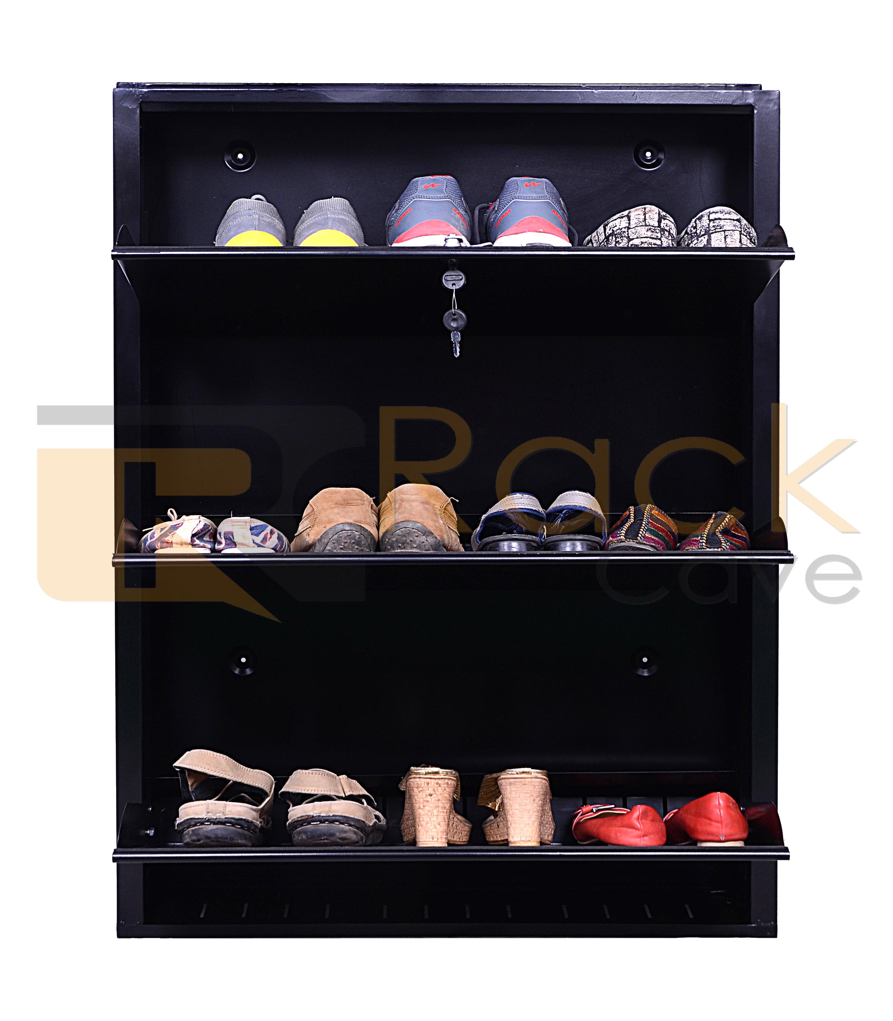 3 Shelves Shoe Rack